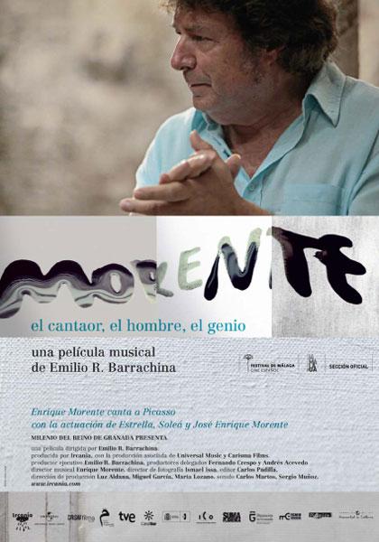 Cartel de Morente