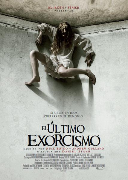 Cartel de El último exorcismo