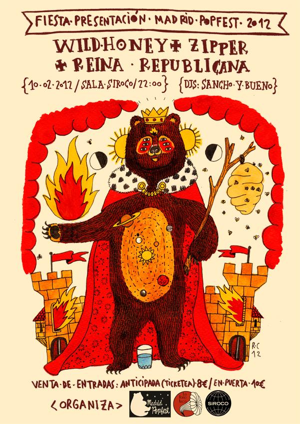 cartel fonoteca febrero