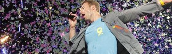 Coldplay Madrid