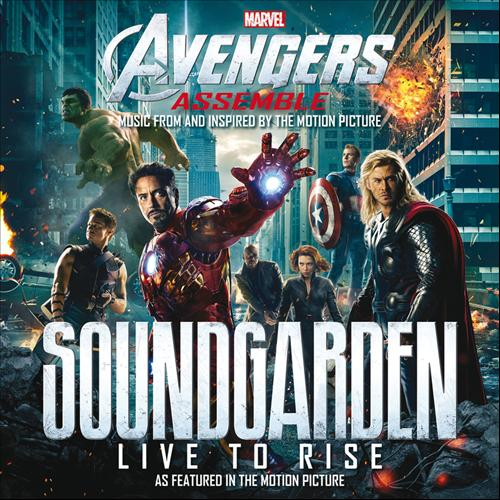 Soundgarden / Live to Rise