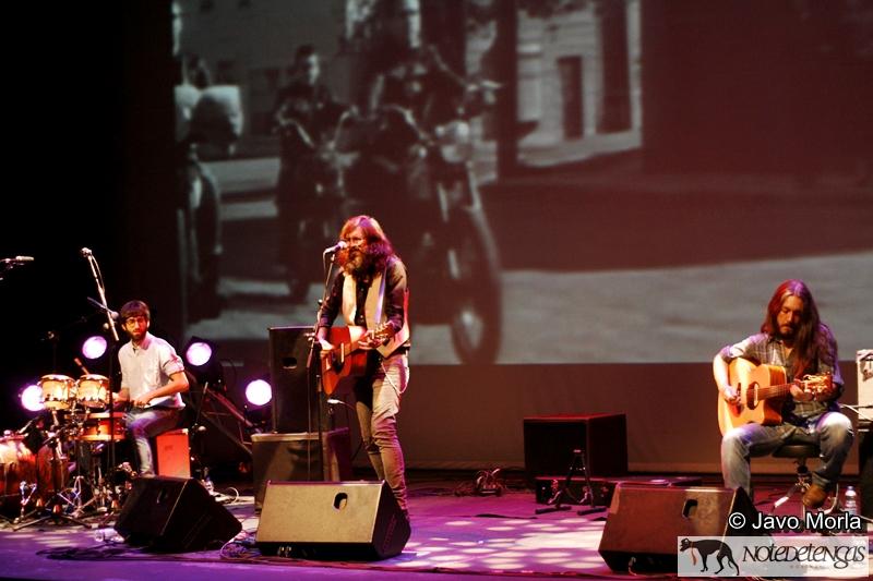 Arizona Baby Crónica del concierto de Arizona Baby en la Universidad Carlos III(Leganés, Madrid)   Octubre 2012