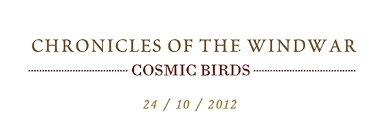 COSMIC BIRDS CHRONICLES title
