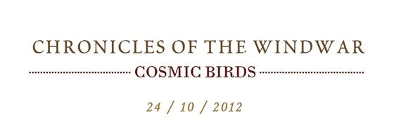 COSMIC BIRDS CHRONICLES title