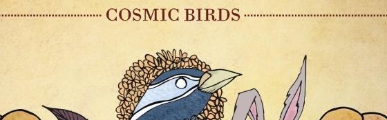 portada cosmic Birds