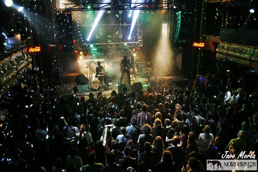 MG 7073 Crónica del concierto de Arizona Baby + A Jigsaw. Joy Eslava (Madrid). Febrero 2013