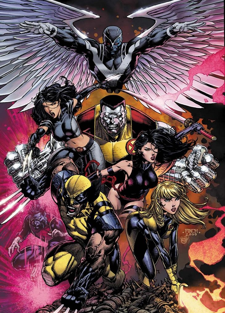 Uncanny X-Men _523 Variant