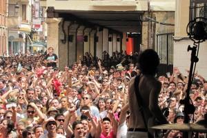 Sidonie_Festival_Sonorama_2012_Plaza_del_Trigo_Aranda_de_Duero_(Burgos)7