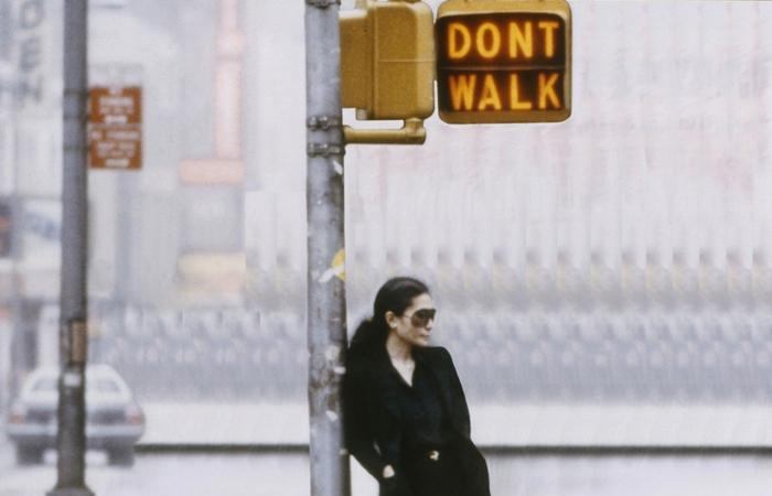Schirn_Presse_Ono_Walking_On_Thin_Ice_1981