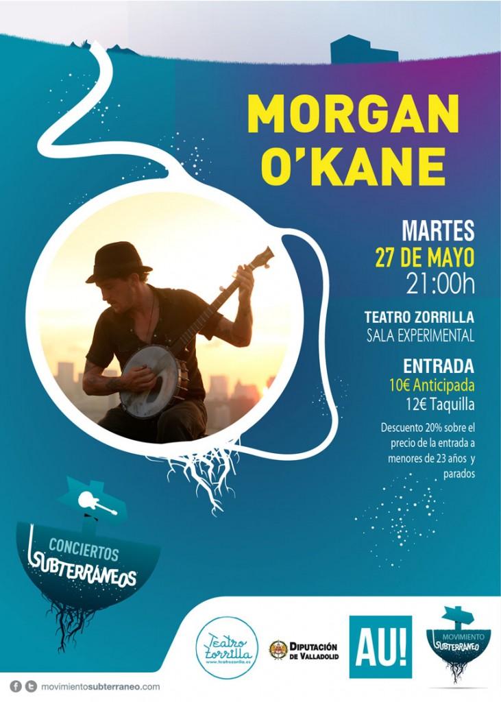 MORGAN-O'KANE