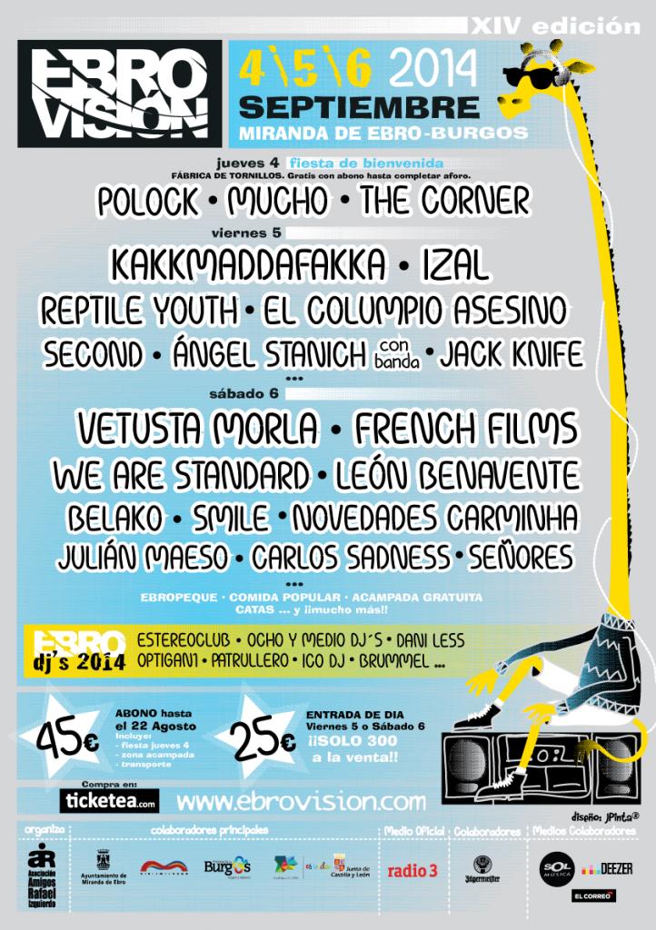 Ebrovision 2014