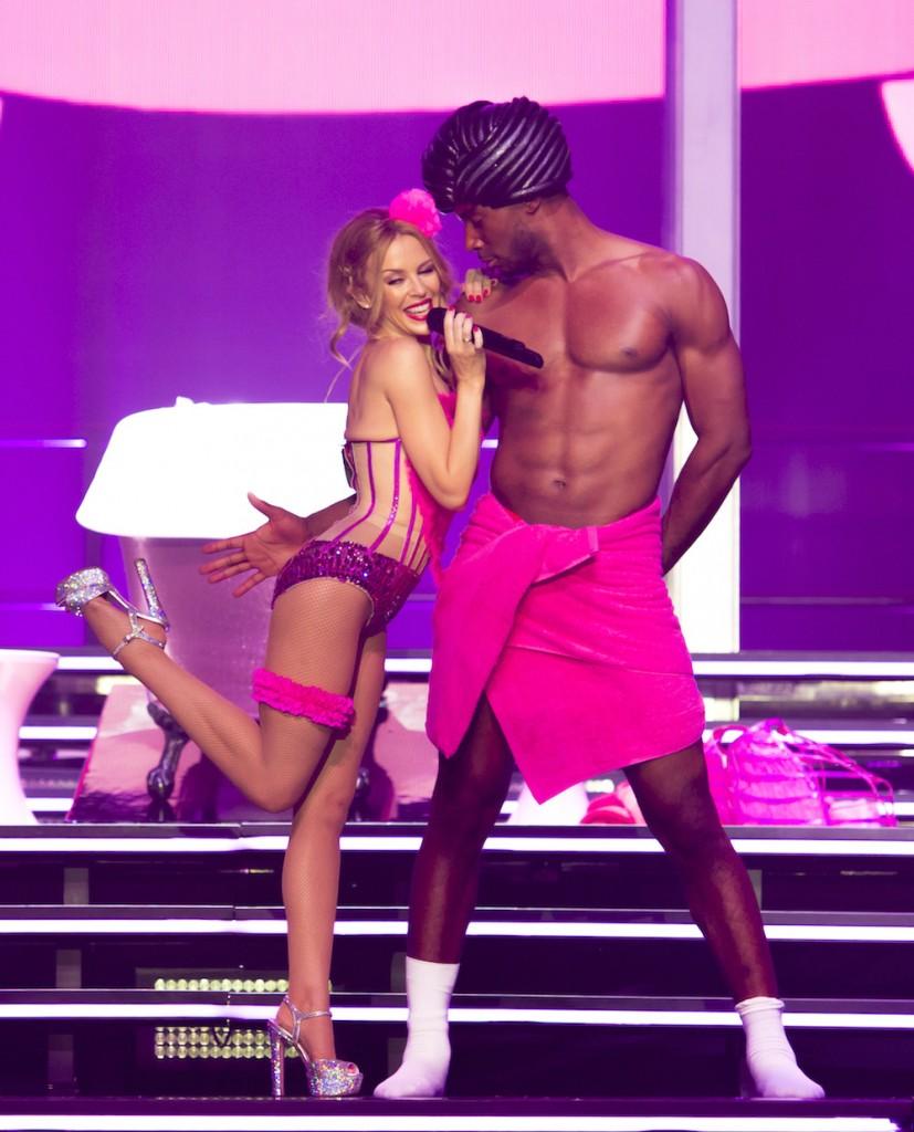 Kylie Minogue - Kiss Me Once Tour 2014