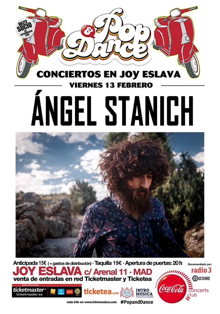 Angel Stanich Pop&Dance