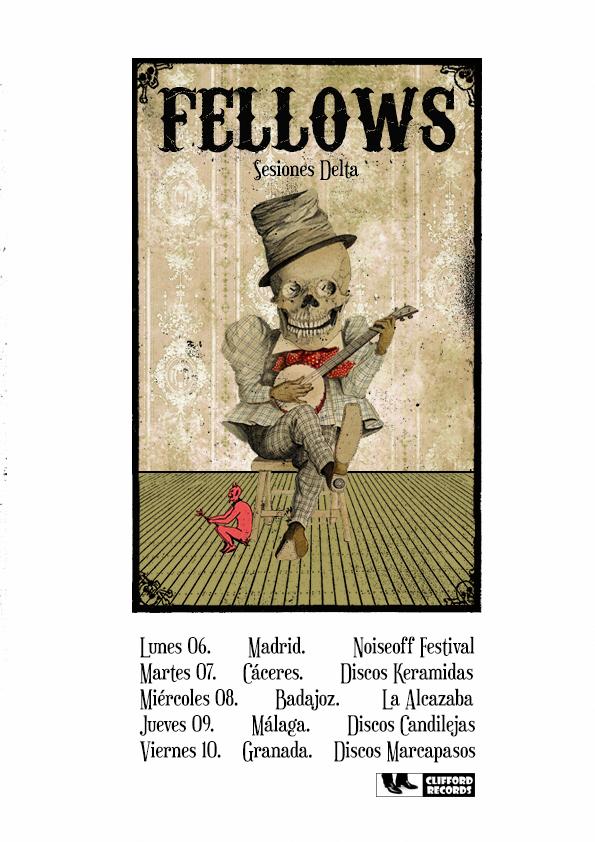 Fellows. Sesiones Delta.