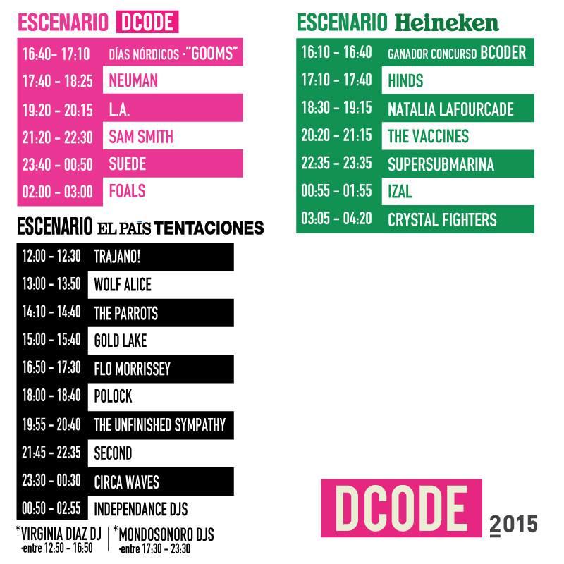 horariosdcode