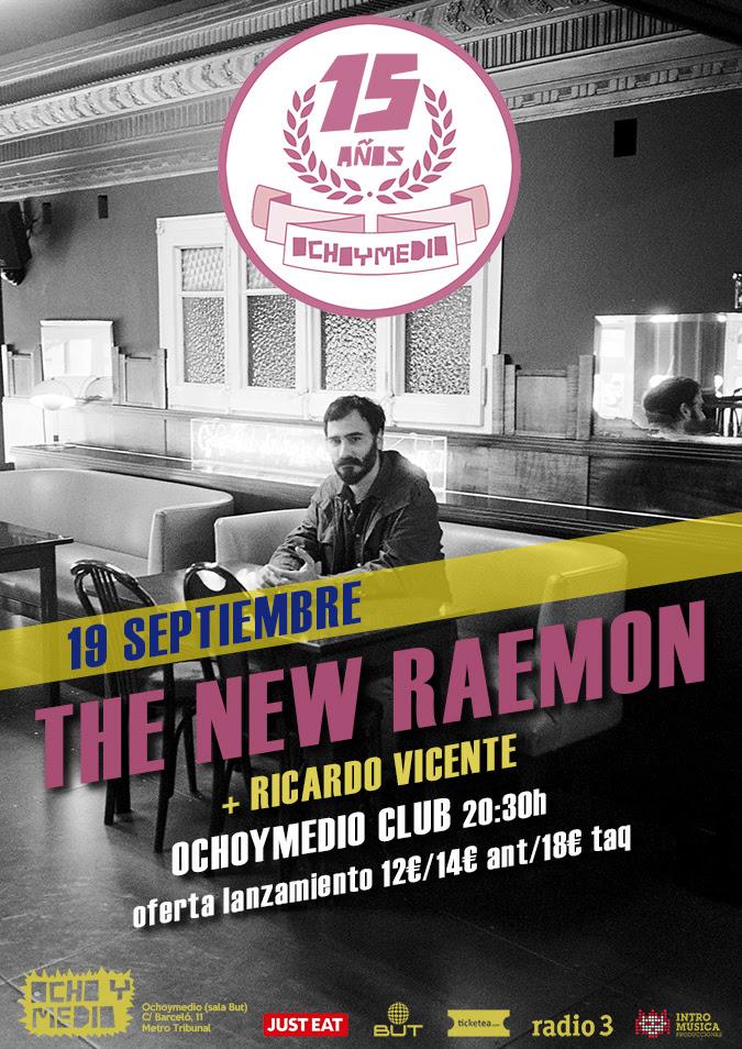the new raemon ochoymedio