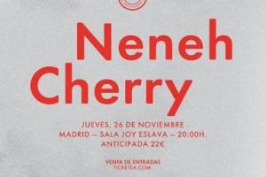 Cartel Neneh Cherry