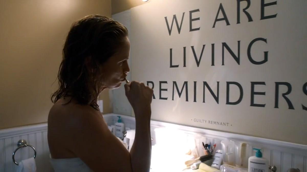 1x01_LaurieWeAreLivingReminder