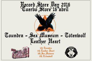 RSD cuervo store