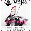Judith Mateo este viernes en Joy Eslava.