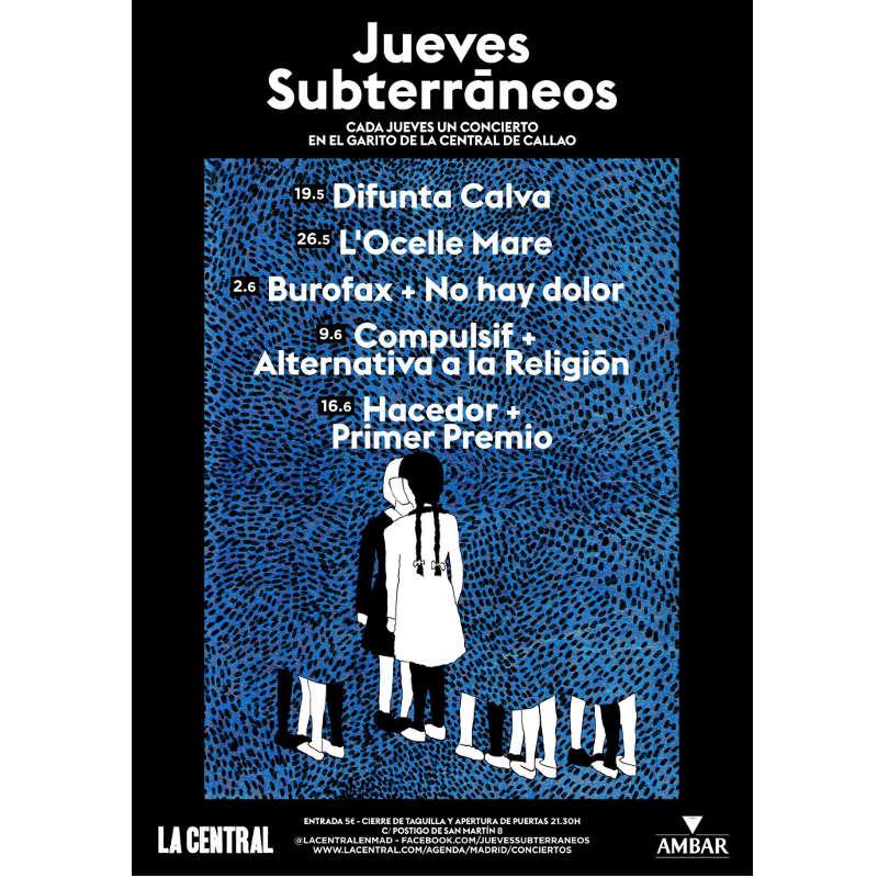 Jueves Subterráneos