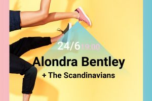 Alondra Bentley Zapatillas Victoria