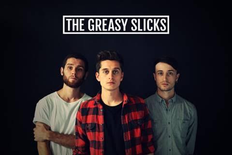 greasy-slicks