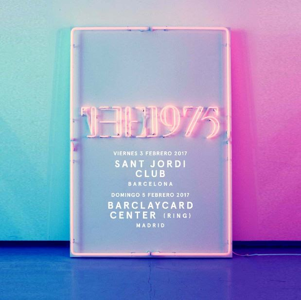 the 1975 cancelan gira española
