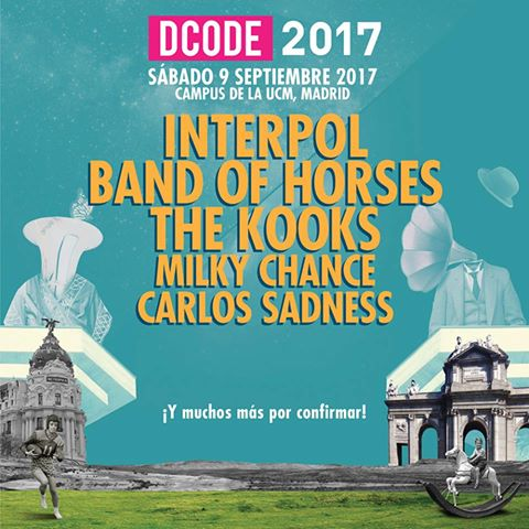 dcode 2017 interpol band of horses