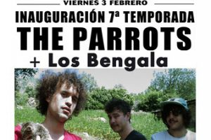 theparrots