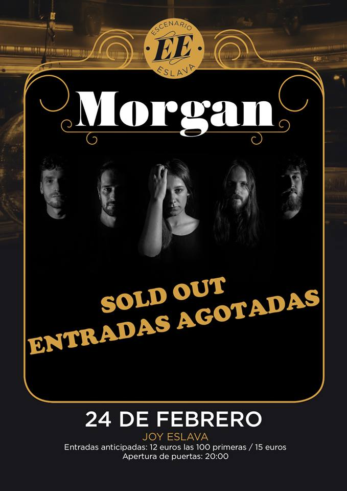 Morgan en Madrid