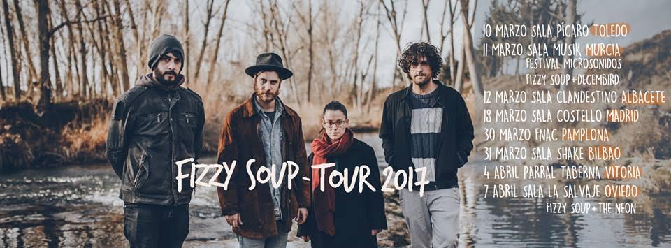 fizzy soup not so far tour