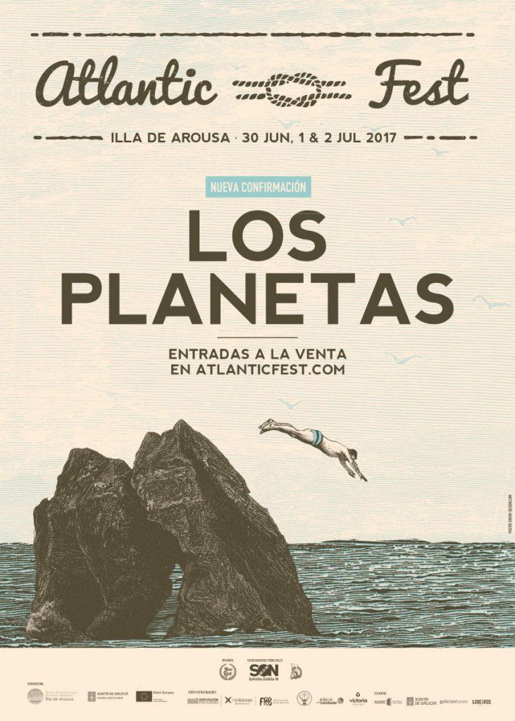 los planetas atlantic fest