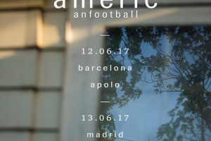 american football madrid