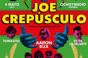 joe crepusculo ocho y medio club