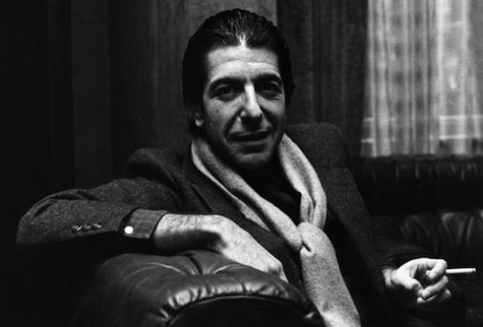 Leonard-Cohen-young