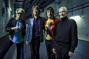 Rolling Stones European Tour 2017 Stones - No Filter