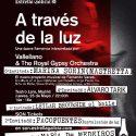 a traves de la luz una ópera flamenca de Fernando Vacas, en directo en Teatro Lara de Madrid