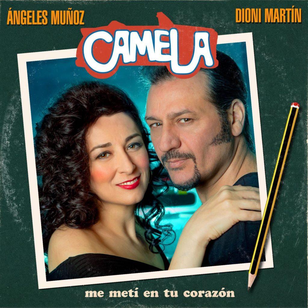 Camela homenaje a Grease en su nuevo disco