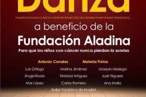 Gala de la danza - fundación aladino Madrid
