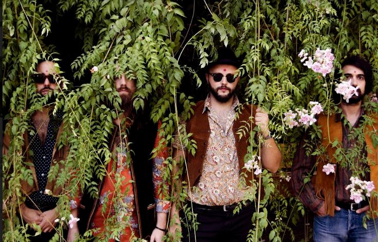 Caravana es el nuevo disco de Quentin Gas & Los Zíngaros