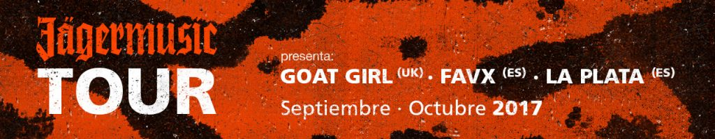 Cooncert y Jäjermeister presentan JägermusicTour con Goat Girl, FAVX y la Plata