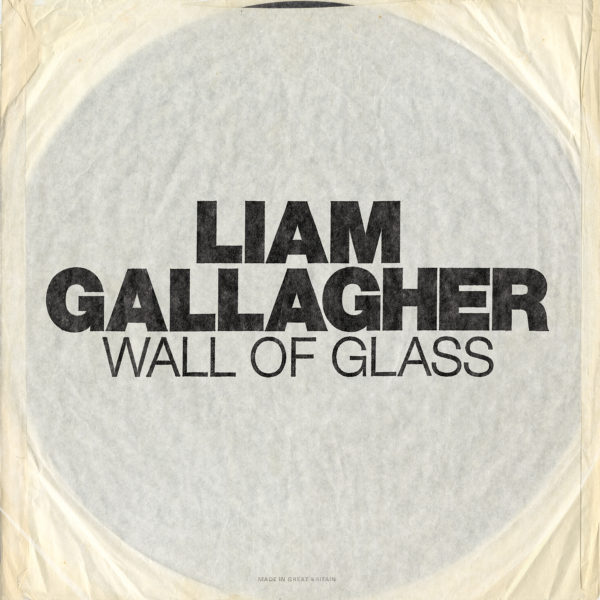 Liam Gallagher presenta wall of glass esta semana