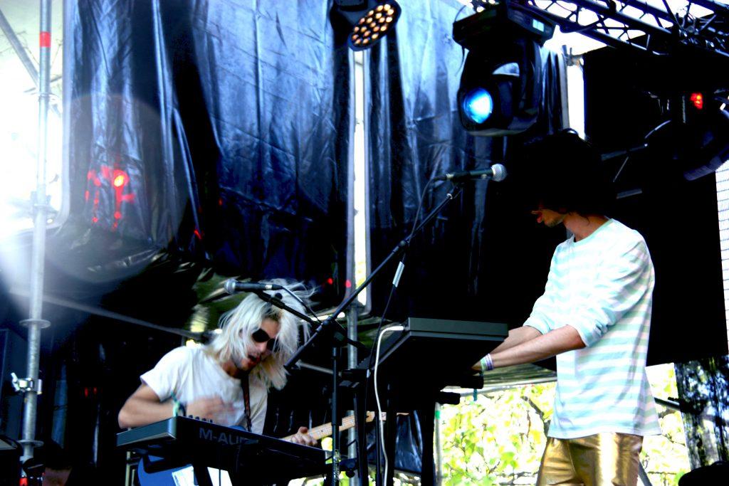 Alien Tango en tomavistas festival 2017 Madrid