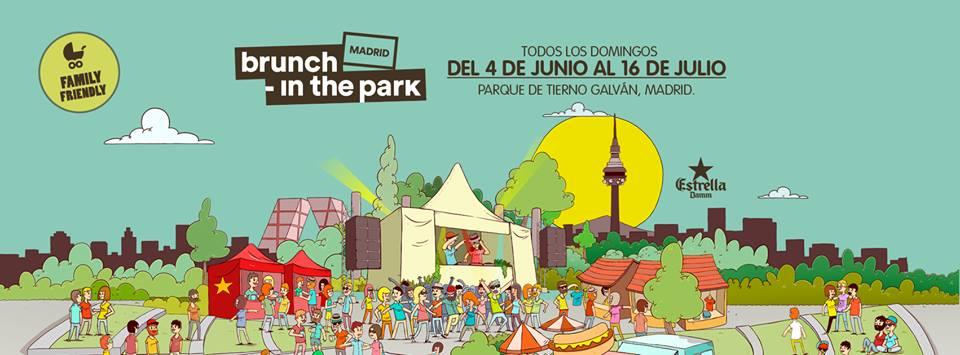 Jeff Mills encabeza la primera cita del Brunch in the park en Madrid.