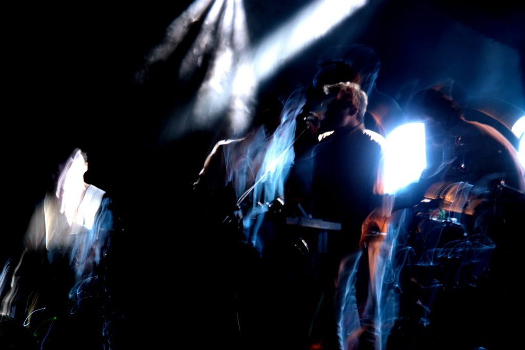 Delorean en tomavistas festival 2017
