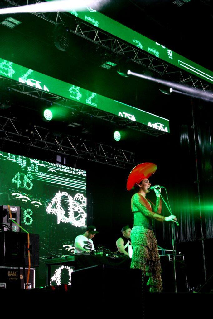 Hercules & Love Affair en Tomavistas Festival Madrid.