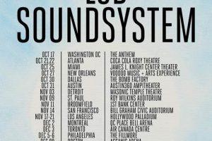 LCD Soundsystem publican American Dream en Septiembre