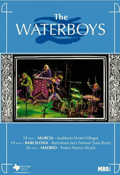 The-Waterboys-anuncian-nuevo-disco-Out-Of-All-This-Blue-y-gira-española