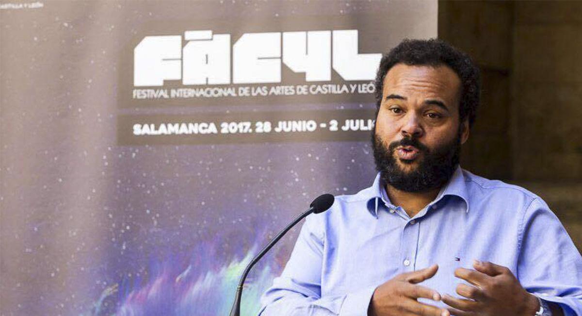 Carlos Jean, director artístico del FÁCYL